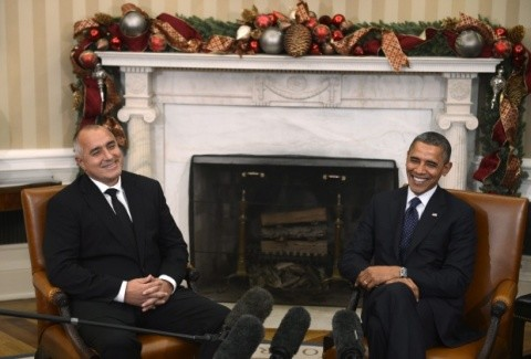 Borisov and Obama