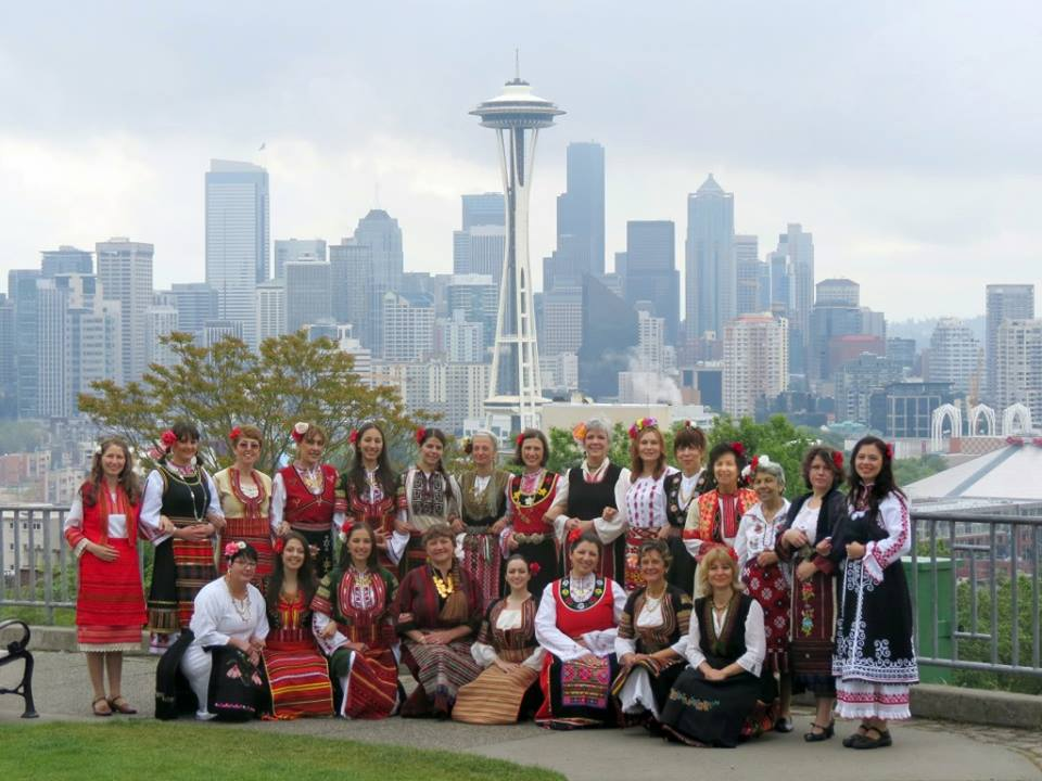 Seattle-Bulgarian community