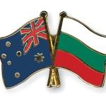 Australia-Bulgaria-flags
