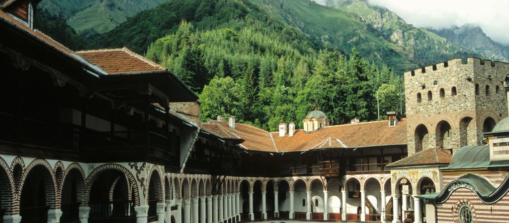 Rila Monastery ,Bulgaria.