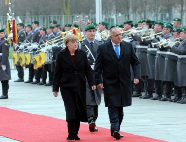 Borissov-Merkel