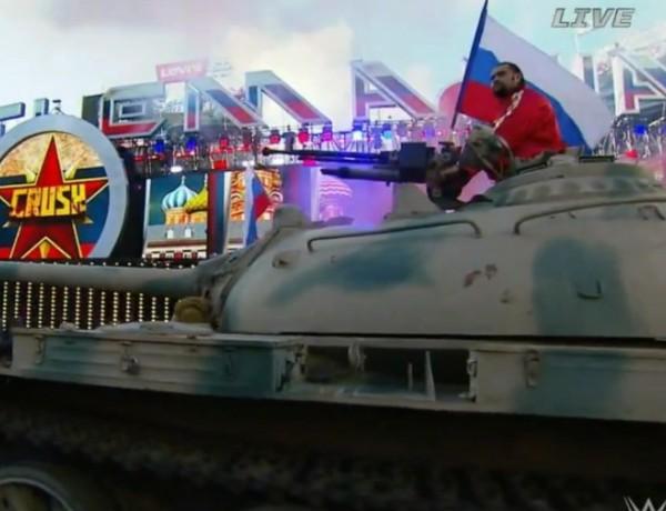 Rusev-tank