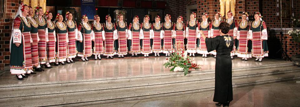 Les Mystere Des Voix Bulgares