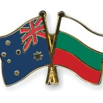 Australia-Bulgaria-flags