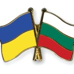 Ukraine-Bulgaria-flags